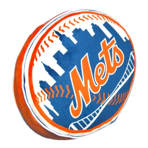 New York Mets Travel To Go Cloud Pillow