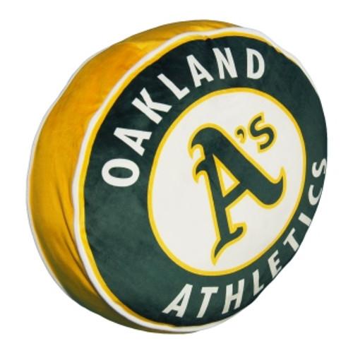 Oakland Athletics Travel To Go Cloud Pillow