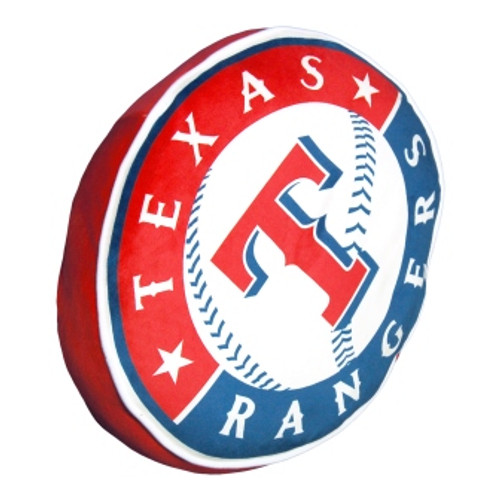 Texas Rangers Travel To Go Cloud Pillow