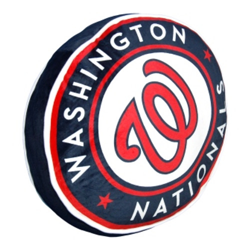Washington Nationals Travel To Go Cloud Pillow