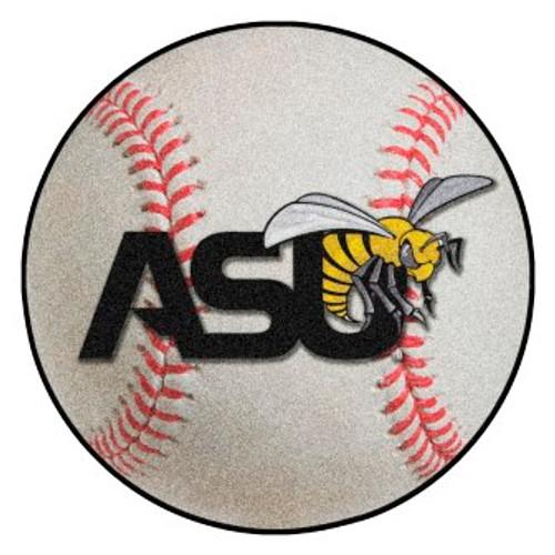 Alabama State University Baseball Mat
