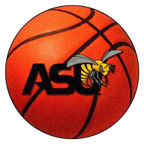 Alabama State University Basketball Mat