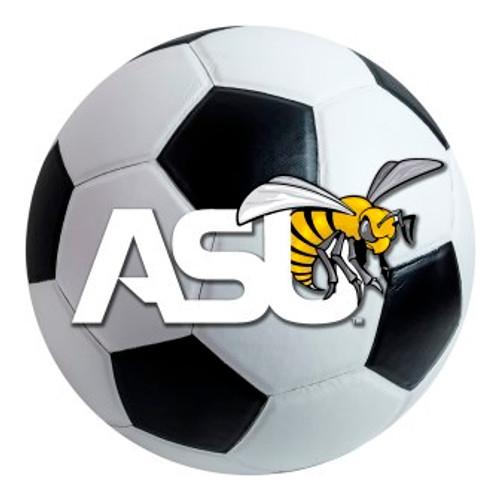 Alabama State University Soccer Ball Mat