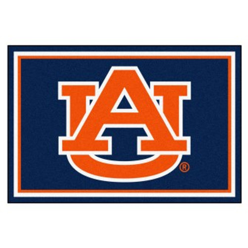 Auburn University 5x8 Rug