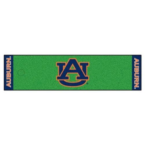 Auburn University Putting Green Mat Runner