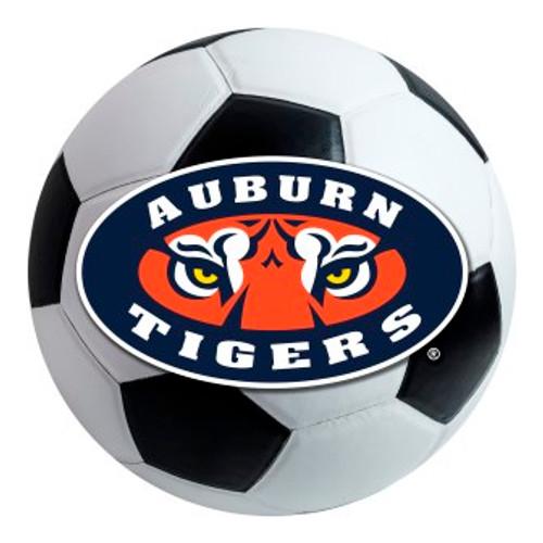 Auburn University Soccer Ball Mat