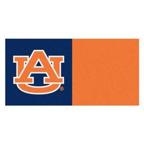 Auburn University Team Carpet Tiles