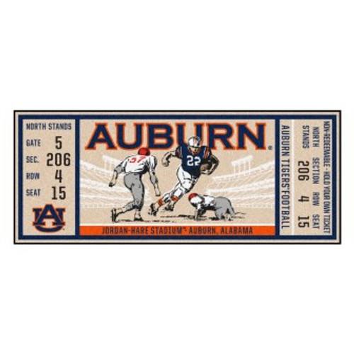 Auburn University Ticket Runner