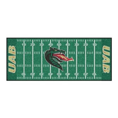 University of Alabama at Birmingham Football Field Runner