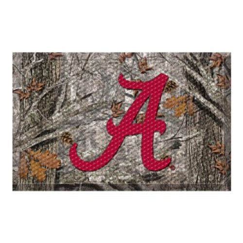 University of Alabama Scraper Mat