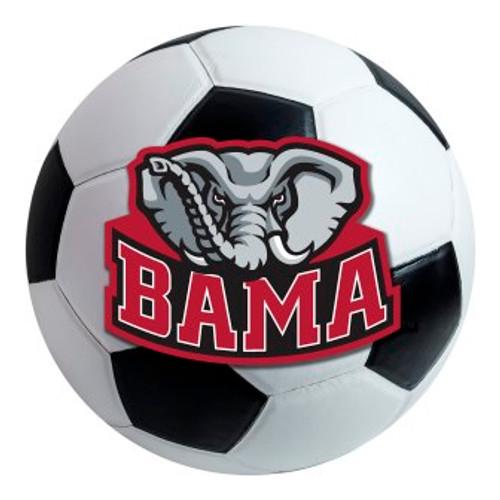 University of Alabama Soccer Ball Mat