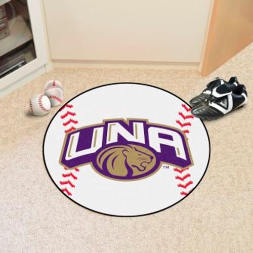 University of North Alabama Baseball Mat