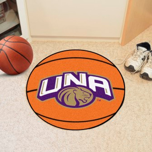 University of North Alabama Basketball Mat