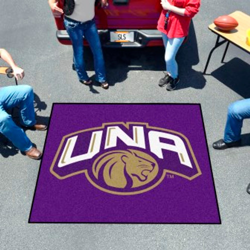 University of North Alabama Tailgater Mat