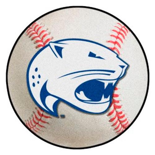 University of South Alabama Baseball Mat