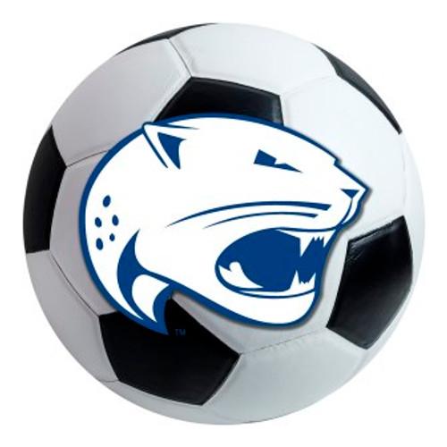 University of South Alabama Soccer Ball Mat