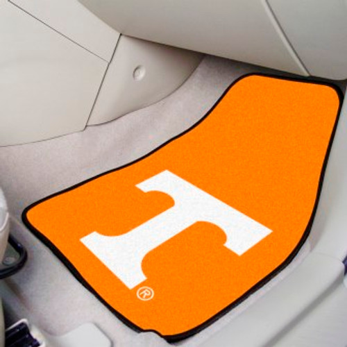 University of Tennessee 2-pc Carpet Car Mat Set
