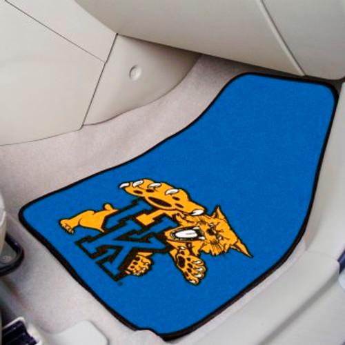 University of Kentucky 2-pc Carpet Car Mat Set