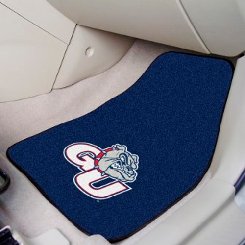 Gonzaga University 2-pc Carpet Car Mat Set