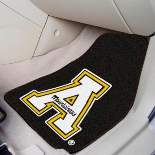 Appalachian State University 2-pc Carpet Car Mat Set