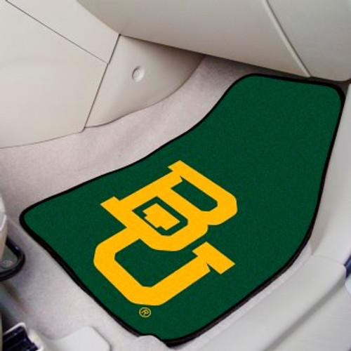 Baylor University 2-pc Carpet Car Mat Set