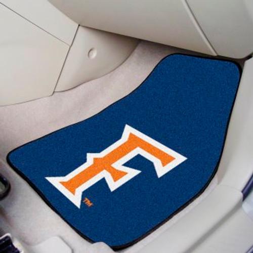 Cal State - Fullerton 2-pc Carpet Car Mat Set