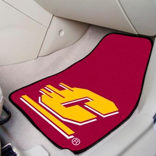 Central Michigan University 2-pc Carpet Car Mat Set
