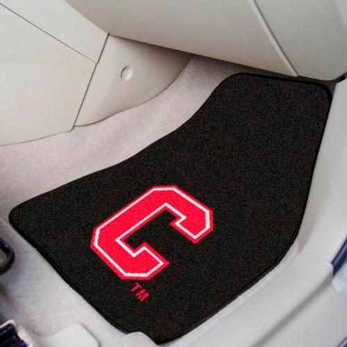 Cornell University 2-pc Carpet Car Mat Set