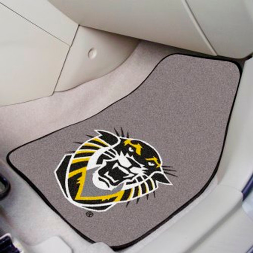 Fort Hays State University 2-pc Carpet Car Mat Set