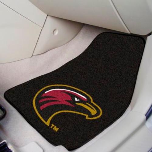 University of Louisiana-Monroe 2-pc Carpet Car Mat Set