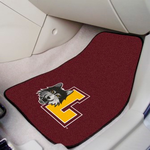 Loyola University Chicago 2-pc Carpet Car Mat Set