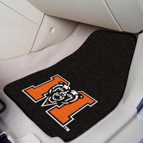 Mercer University 2-pc Carpet Car Mat Set