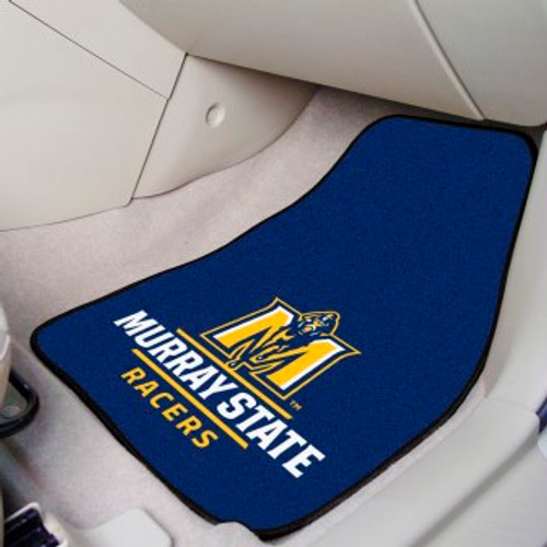 Murray State University 2-pc Carpet Car Mat Set