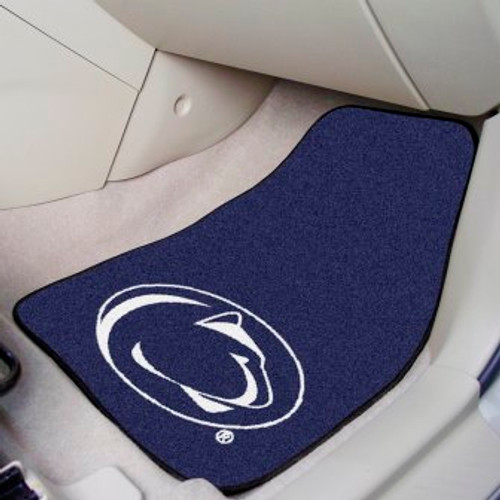 Penn State 2-pc Carpet Car Mat Set