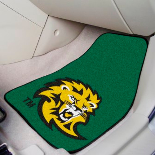 Southeastern Louisiana University 2-pc Carpet Car Mat Set