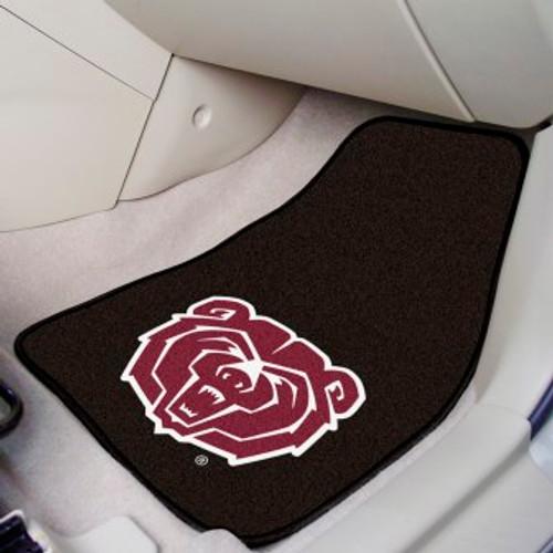 Missouri State University 2-pc Carpet Car Mat Set