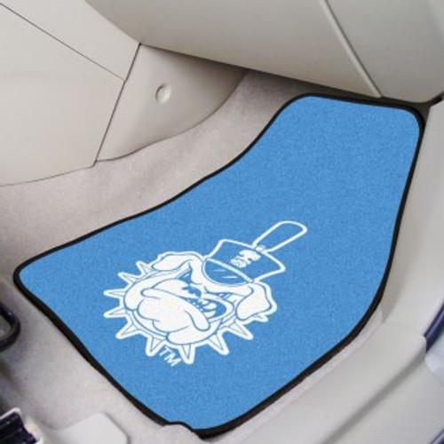 The Citadel 2-pc Carpet Car Mat Set