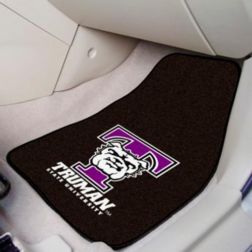 Truman State University 2-pc Carpet Car Mat Set