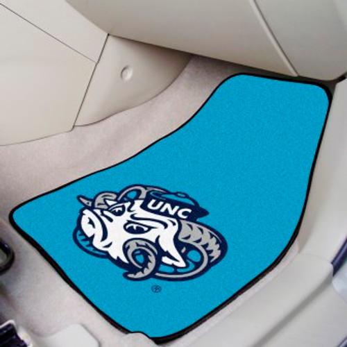 University of North Carolina - Chapel Hill 2-pc Carpet Car Mat Set