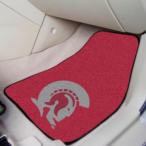 University of Arkansas-Little Rock 2-pc Carpet Car Mat Set