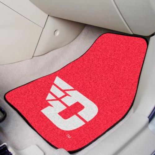 University of Dayton 2-pc Carpet Car Mat Set