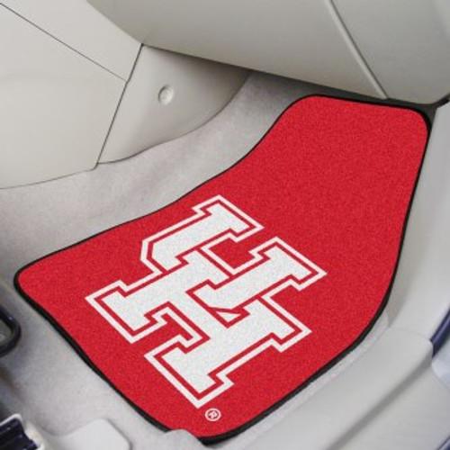 University of Houston 2-pc Carpet Car Mat Set