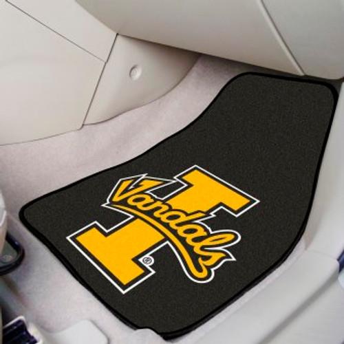 University of Idaho 2-pc Carpet Car Mat Set