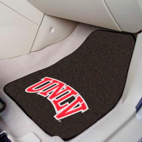 University of Nevada 2-pc Carpet Car Mat Set Las Vegas (UNLV) 2-pc Carpet Car Mat Set