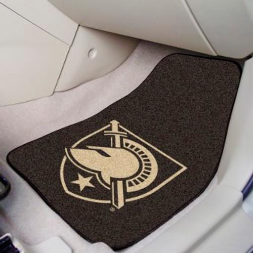 U.S. Military Academy 2-pc Carpet Car Mat Set