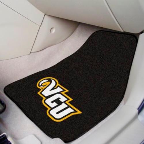 Virginia Commonwealth University 2-pc Carpet Car Mat Set