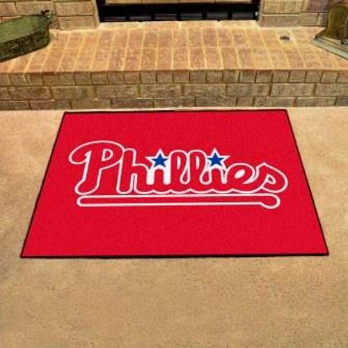 Philadelphia Phillies All Star Mat