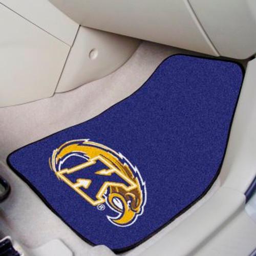 Kent State University 2-pc Carpet Car Mat Set