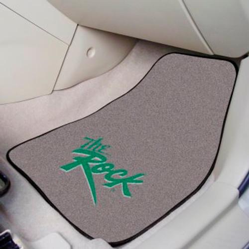 Slippery Rock University 2-pc Carpet Car Mat Set