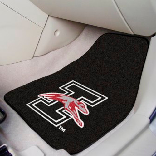 University of Indianapolis 2-pc Carpet Car Mat Set